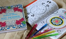 The Hottest Publishing Trend of 2015: Colouring Books for Adults